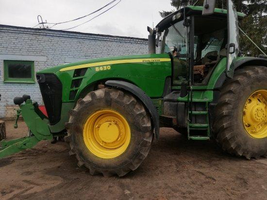 Изготовление детали для трактора из стеклопластика:Беларусь